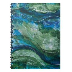 Underwater Galaxy Notebooks... great for school or as a personal journal #LiveWaterStudios