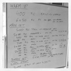 Thursday 16th May 2013, 4.gK Endurance session