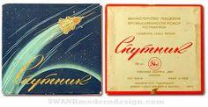 Soviet-era cigarettes at www.swankmoderdesign.com