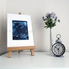 Abstract 2016071103 - original acrylic painting by Karolina Gassner