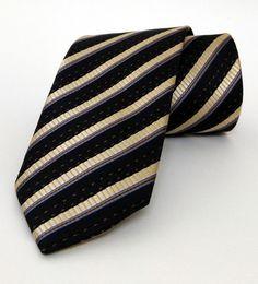 Black Mens Tie 7 cm (2,76 #handmadeatamazon #nazodesign