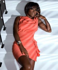 """Viola Davis - if this isn't """"classically beautiful"""" I don't know what is."""
