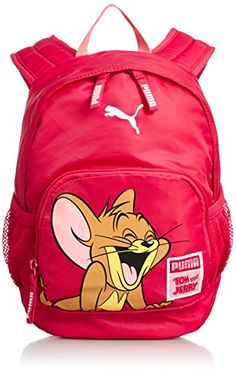 Amazon.com  PUMA Tom   Jerry Backpack Kindergarten small  76a06d79a3d9e