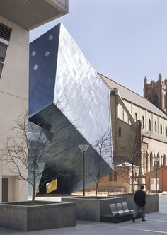 Contemporary Jewish Museum in   San Francisco, CA by Architects Studio Daniel Libeskind