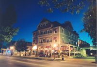 Inn At Saratoga located in downtown Saratoga Springs, New York