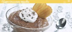 Light Chocolate Mousse