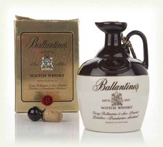 Ballantine's Blended Scotch Whisky (Boxed Ceramic Jug) - 1970s