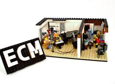 LEGO - Jazz Studio Session (ECM Records)