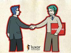 Reconocimiento de la importancia del marketing con relación a la satisfacción del Cliente  http://www.luxortec.com/blog/reconocimiento-de-la-importancia-del-marketing-con-relacion-a-la-satisfaccion-del-cliente/