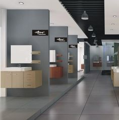 showroom furniture - Buscar con Google