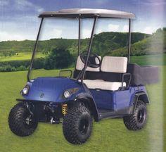 Yamaha Adventurer Sport Cargo  NEUFAHRZEUG Golf Cart / Golfcar