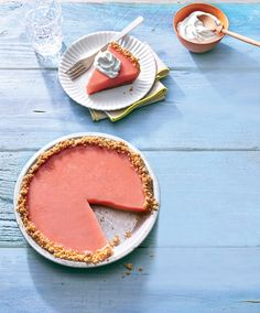 Grapefruit Atlantic Beach Pie | Learn how to make Grapefruit Atlantic Beach Pie . MyRecipes has 70,000+ tested recipes and videos to help you be a better cook