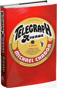 "The title of Michael Chabon's pungent new novel, ""Telegraph Avenue,"" refers, of course, to the famous Telegraph Avenue that bridges Berkeley and Oakland, Calif., that frisky, clamorous thoroughfare so identified, since the 1960s, with the counterculture and community life."