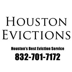 Harris County Eviction Process