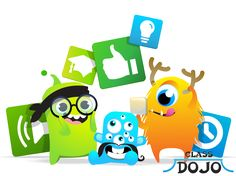 Class Dojo- Behavior management system for the age of technology! #school #behavior #management #elementary #middle #high