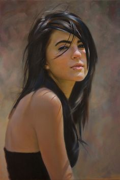 BLOOM TRINITAS    by Teresa Elliott   Oil30 x 20