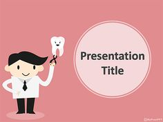 animated dental powerpoint template - free | dental powerpoint, Modern powerpoint