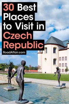 Click the pin to discover some of the best places to visit in the Czech Republic. Don't miss out, there are so many amazing things to do and see in the Czech Republic beyond Prague. #CzechRepublic