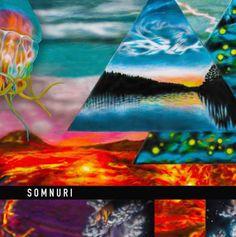 "Somnuri - ""Somnuri"" (2017) 8 Tracks, 40 min Sludge Metal"