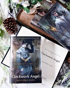Happy Tuesday Bookworms!! - Qotd: If you could re-read any ONE book right now what book would you choose? - Today I am super excited because Im finally starting my re-read of The Infernal Devices series! I have been looking forward to re-reading this series for the longest. I plan to re-read Lady Midnight and Lord of Shadows as well and Im hoping to be done just as Queen of Air and Darkness is set to releases in December. Have you re-read any good books lately? Are there any books that youd…