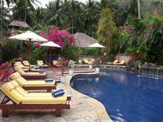 Isn't it time for a dip in the pool? :) www.watergardenhotel.com  #bali #indonesia #candidasa #watergardenhotel #pool #islandlife #paradise #vacation #getaway #serene #holiday #getaway #escape #wander #wanderlust