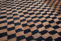 checkerboard rug - Google Search