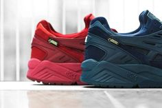Will you be copping the ASICS Gel Kayano Gore Tex pack next week?  http://ift.tt/1L6jsAe