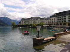 See Esplanade (lake) - Zell am See, Austria