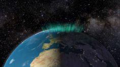 The Aurora Borealis (great science lesson!)