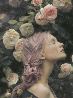 Light #Pastel #Violet hair
