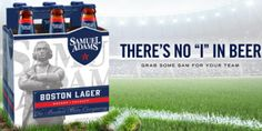 Samuel Adams THERE'S NO I IN BEER Sweepstakes (Over 5,000 Prizes!) on http://hunt4freebies.com