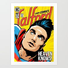 Heavens Knows.