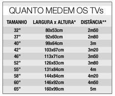 Tv 55 Polegadas Medidas Pesquisa Google Con Imagenes Salas