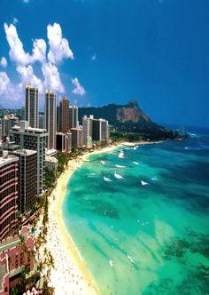 Honolulu.......Lets go!