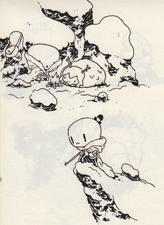 Blacky Web Blog - Blog de Guillaume Singelin. Graphiste et illustrateur.
