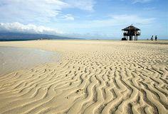 Manjuyod White Sandbar is known as Sumapao Shoal found in Manjuyod, Negros Oriental, Philippines Philippines Beaches, Philippines Culture, Philippines Travel, Exotic Beaches, Tropical Beaches, Mindanao, Enjoy The Sunshine, Tourist Spots, Filipina