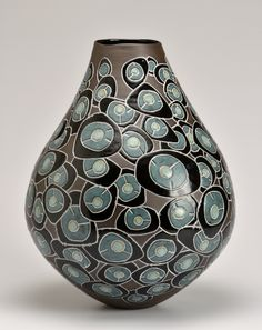 Vase by Boyan Moscov   at the League of NH Craftsmen - Meredith Retail Gallery in Meredith, NH on Lake Winnipesaukee.