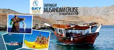 Get the best ‪#‎musandam‬ tour To check/buy the ‪#‎deal‬, click on the below link http://www.kobonaty.com/deals/musandam-tour.html