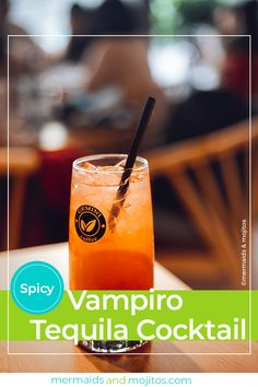 Vampiro Tequila Cocktail with Jalisco Sangrita. This spicy tequila cocktail mixed with a traditional Jalisco Sangrita. Thanksgiving Desserts Easy, Fall Desserts, Pink Party Punches, Cocktail Mix, Cocktail Tequila, Party Punch Recipes, Fall Candy, Blue Cocktails, Banana Milkshake
