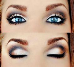 Absolutely gorgeous makeup Andrea, you could rock this look!!