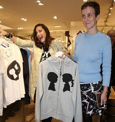 Happy Times in Paris with Stacy Igel  of Boy Meets Girl® at Colette