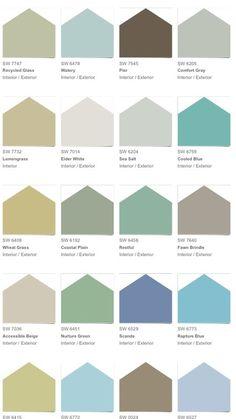 coastal colors - Google Search