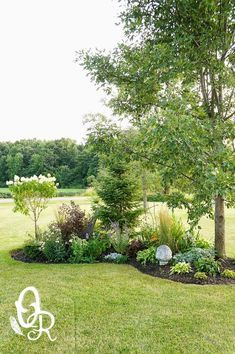 16 Astonishing Garden Islands That Will Take Your Breath Away backyard landscaping landscaping garden landscaping Landscaping Around Trees, Outdoor Landscaping, Front Yard Landscaping, Outdoor Gardens, Acreage Landscaping, Corner Landscaping Ideas, Backyard Trees, Backyard Shade, Front Gardens