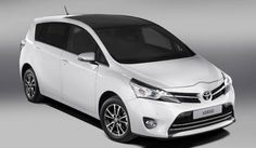 Toyota Verso Diesel Gets Paris Debut