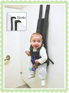 Babykeeper, l'imbracatura per bimbi
