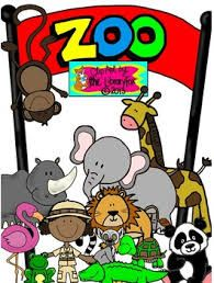 Image result for free clip art zoo