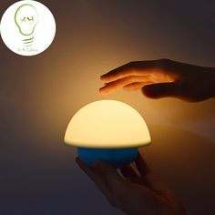 Lovely [Free Shipping] Buy Best Touch Sensor Dimmable LED Night Lights Tumbler Images