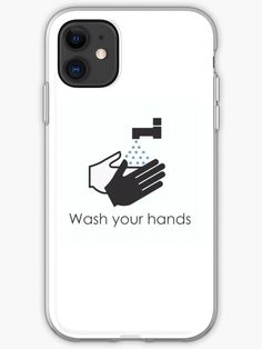 A friendly reminder to those around you to keep washing their hands during these strange times. We can all do our bit, pull together and get through it together. Iphone 11, Finding Yourself, Tech, Hands, Artists, Times, Cool Stuff, Unique, Design