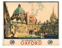 This England of Ours Oxford Prints at AllPosters.com