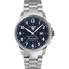 Junkers 6844M-3 Mountain Wave Project. 40mm case. 11m thick. 20mm lug width. $229 on Amazon